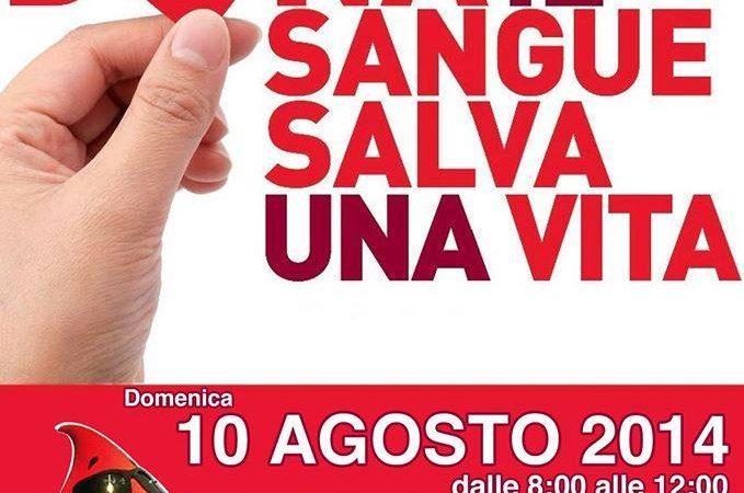 Croce Rossa, successo a Sant'Angelo per la donazione di sangue Sant'Angelo dei Lombardi.